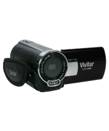 Vivitar 8MP Black Digital Camcorder