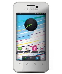 T-Mobile Vivacity Mobile Phone - White