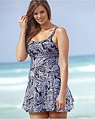 Flatter Me Swimdress - Longer Length