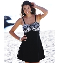 Silhouette Swimdress - Longer Length