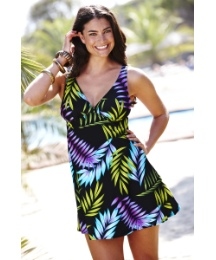 Silhouette Swimdress