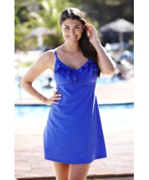 Swim dress long length
