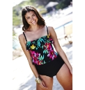 Silhouette Ruffle Swimsuit