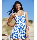 Silhoutte Swimdress - Longer Length