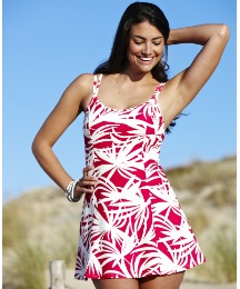 Silhoutte Swimdress - Standard Length