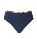 Beach to Beach Navy Bikini Briefs