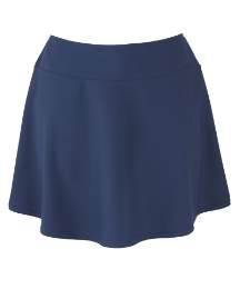 Beach to Beach Navy Skort