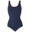 Beach To Beach Navy Swimsuit