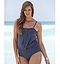 MAGISCULPT Gunmetal Ultimate Swimsuit