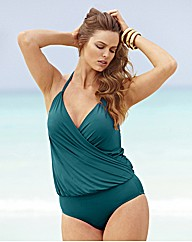 Sea By Melissa Odabash Blouson Swimsuit