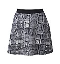 Beach To Beach Print Skort