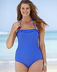 Beach To Beach Bandeau Swimsuit Standard