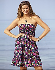 Blue Wahoo Beach Dress