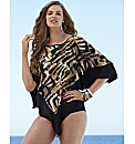 Beach To Beach Poncho