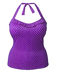 Freya Underwired Tankini Top