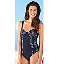 Naturana Underwired Control Swimsuit