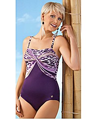 Naturana Eva Bandeau Swimsuit