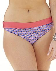 Cleo Bikini Folded Pant