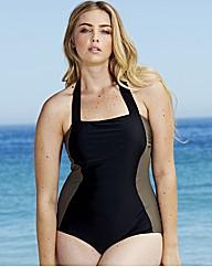 MAGISCULPT Bandeau Swimsuit - Longer