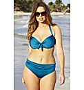 Pour Moi? Azure Padded Top
