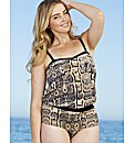 Beach To Beach Blouson Top