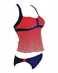 Zoggs Queen Cliff Tankini