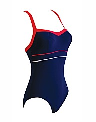Zoggs Charlotte Bay Actionback Swimsuit