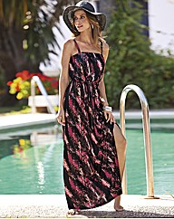 Changes By Together Maxi Beach Dress