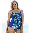 Bandeau Swimsuit - Standard Length