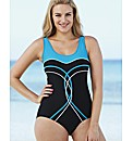 Sporty Swimsuit - Standard Length