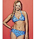 Liz McClarnon Bikini Set