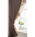 Bloomsbury Lined Curtains Tie Backs