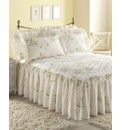 Charlotte Frilled Fitted Bedspread