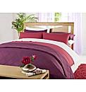 Easy Care Plain Dyed Duvet Cover