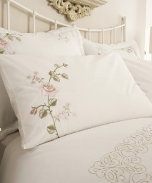 Evangeline Embroidered HW Pillowcases