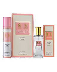 Yardley English Rose Gift Pack