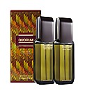 Quorum 100ml Aftershave Splash BOGOF