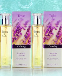 Taylor of London Calming Lavender -BOGOF