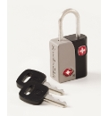 Travel Sentry Key Locks set of 2 Grey