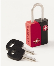 Travel Sentry Key Locks set of 2 Red