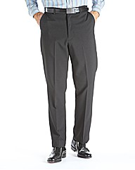 Jacamo Easy Care Trousers 33 Ins