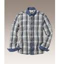 Boxfresh Long Sleeved Check Shirt