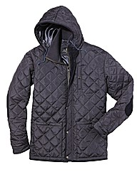Label J Quilted Jacket Regular