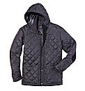 Label J Quilted Jacket Long