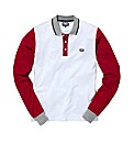 Henleys Long Sleeve Polo Shirt