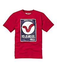 Voi Spinner Graphic Tee