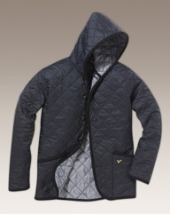 Voi Quilted Coat