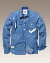 Voi Denim Shirt