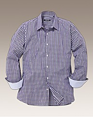 Rogers & Son Gingham Shirt Regular