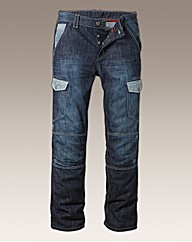 Jacamo Worker Jean Short